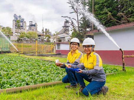 """UNACEM ECUADOR recibe Certificación Ambiental """"Punto Verde"""" por proyectos de producción más limpia"""