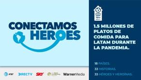 DIRECTV: Historias de Héroes Reales que llevaron esperanza en medio de la pandemia
