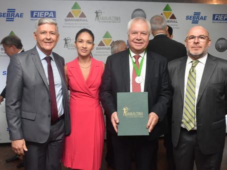 """REPSOL recibe condecoración """"Grandes Medallas de la Amazonía"""""""