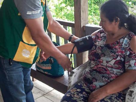 LUNDIN GOLD y el Distrito de Salud 19D04 El Pangui-Yantzaza trabajan en la implementación de la estr