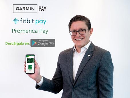 Produbanco en alianza con Visa lanzan tres billeteras digitales para realizar pagos sin contacto