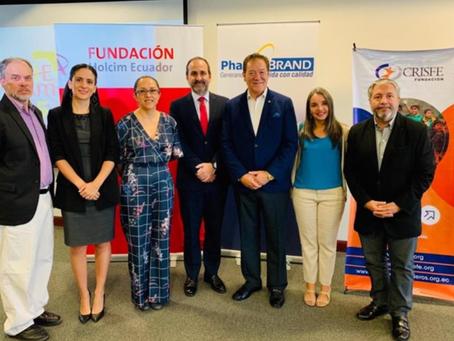 Foro de Empresas Sostenibles se desarrolló en Quito