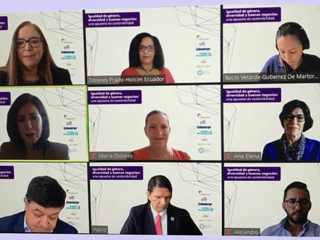 Webinar sobre Igualdad de género, contó con apoyo y participación de CERES