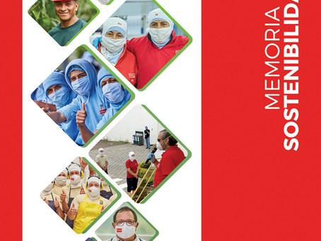 PRONACA nos presenta su Memoria Sostenibilidad 2020