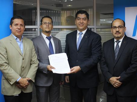 La CNT firma convenio comercial con el BANCO DEL PACÍFICO