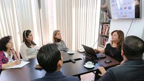 Delegación del Gobierno de Brasil visitó CERES para conocer de cerca su trabajo