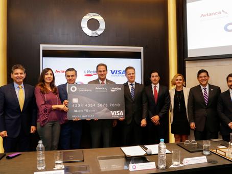 BANCO GUAYAQUIL lanza su primera Tarjeta Signature en alianza con Lifemiles y Avianca