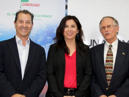 UNACEM ECUADOR y ZAMORANO firman convenio para aportar al desarrollo educativo