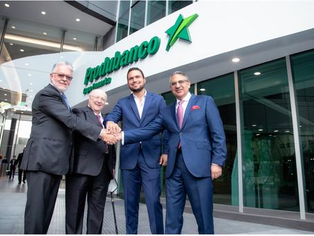 PRODUBANCO inaugura su nueva sucursal Guayaquil