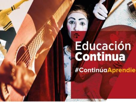 DINERS CLUB: AplicArte, curso de arte y pedagogía de la alianza Artisteca - UTPL Quito