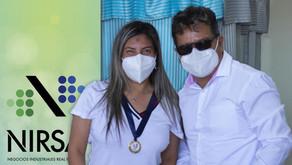 NIRSA comprometida con la salud y educación