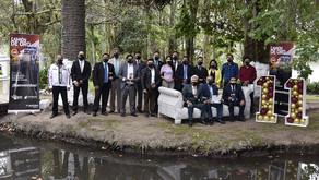 Volante Seguro, programa de seguridad vial creado por Unacem Ecuador, premió a 12 transportistas