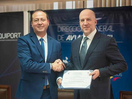 El AEROPUERTO DE QUITO es el primero del país en obtener categoría II en el sistema de aterrizaje in