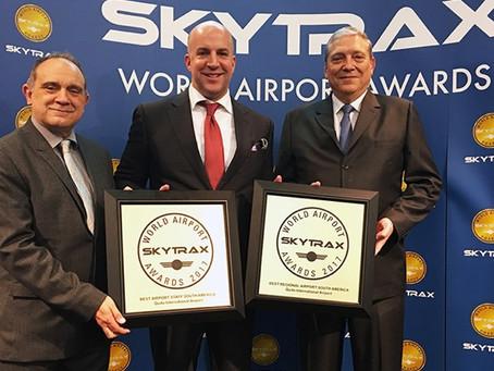 Aeropuerto de Quito reconocido como Mejor Aeropuerto Regional y mejor Personal Aeroportuario de Suda