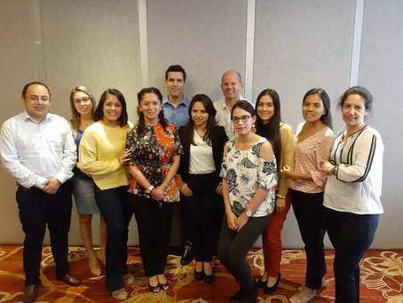 Curso Certificado GRI se realizó en Guayaquil