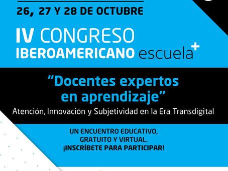 DIRECTV, presenta su IV Congreso Iberoamericano Escuela Plus
