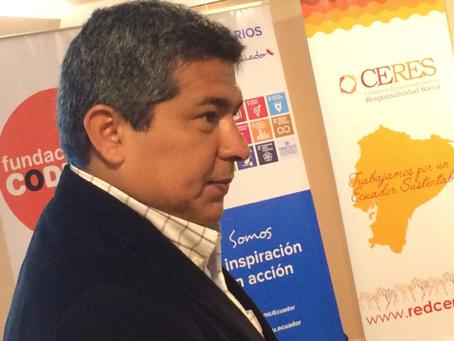 Curso sobre Voluntariado Corporativo en Quito fue un éxito