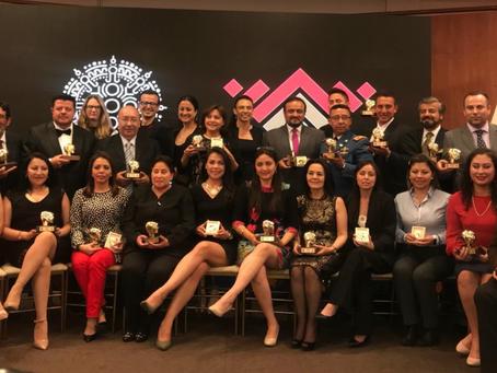 Miembros de CERES destacan en VIII Reconocimiento General Rumiñahui