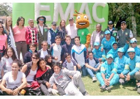 EMAC organizó Minga de los 4 ríos