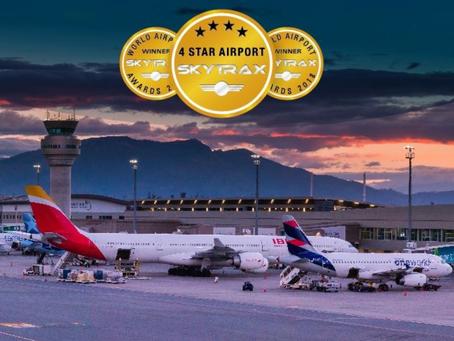 QUIPORT: Aeropuerto de Quito se consagra por tercera vez como el mejor Aeropuerto Regional de Sudamé