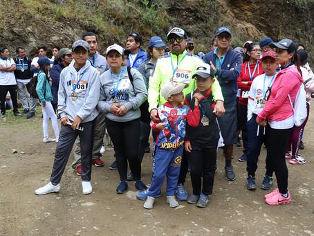 EERSA efectuó su Caminata y Carrera en Río Blanco