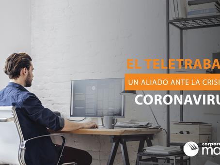 MARESA: Teletrabajo, una realidad previa para empresas con enfoque en transformación digital