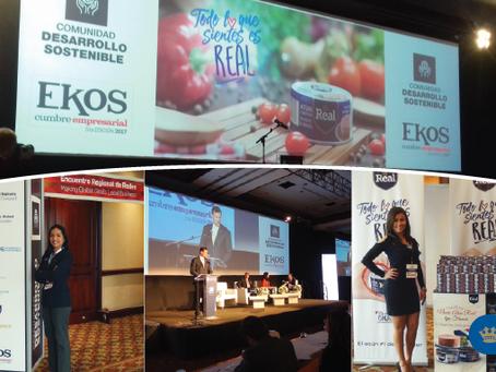 NIRSA auspició la Cumbre Empresarial EKOS 2017