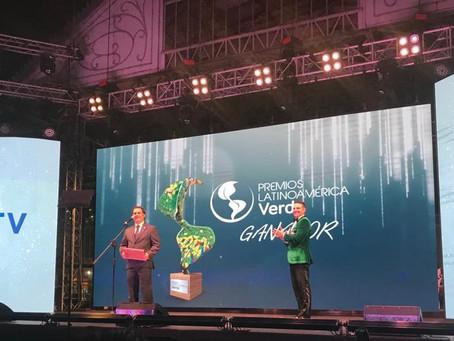 DIRECTV apoya proyectos sustentables en premios Latinoamérica Verde