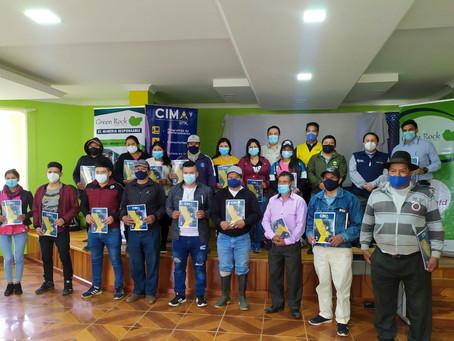 SOLGOLD Y CIMA- UTPL fortalecen los conocimientos sobre minería responsable en las comunidades
