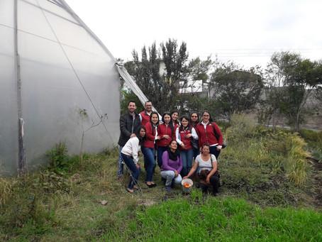 Miembros de CERES se juntaron para compartir experiencias