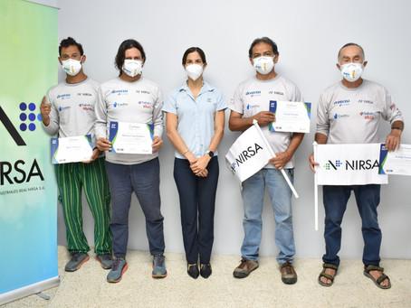 """NIRSA fue parte de la iniciativa """"APIEcuador"""""""
