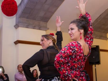 Festival de Flamenco en el Hotel JW Marriott