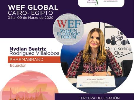 PHARMABRAND participará en el Foro Económico de las Mujeres WEF, en Egipto
