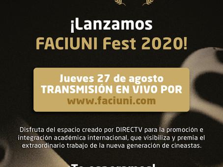 DIRECTV #FACIUNIFEST: Las voces del cine latinoamericano en el nuevo escenario mundial