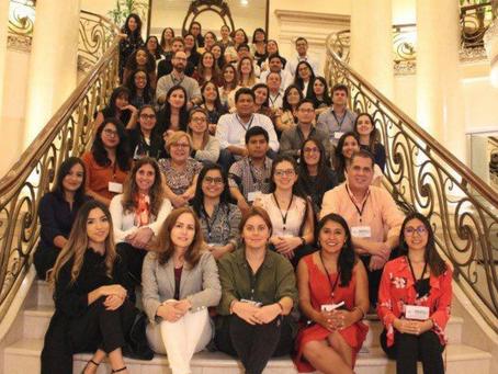 Becarios ecuatorianos participaron en Curso Presencial de Evaluar para Innovar en México