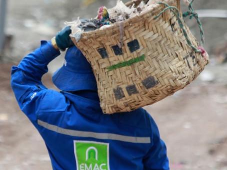 EMAC: Congreso Interamericano de Residuos Sólidos se realizará en Cuenca