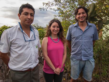 La DPNG, CI-Ecuador y la Fundación Coca-Cola de Ecuador lideran expedición de limpieza costera en is