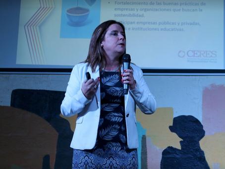CERES participó con ponencia en Congreso de Ciencias Empresariales en Guayaquil