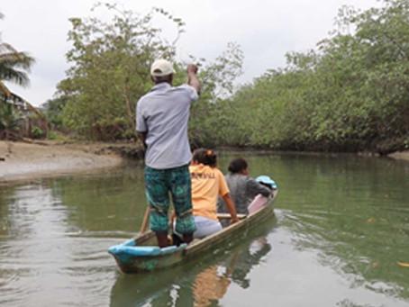 AYUDA EN ACCIÓN: Redadas de limpieza para salvar los manglares de Muisne