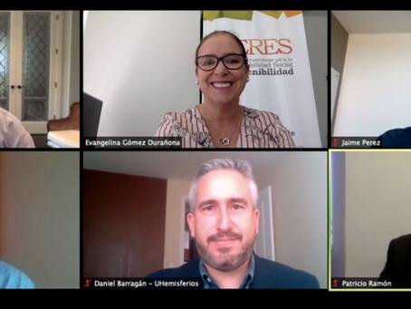 Seminario Modelos de Innovación habló de Riesgos Globales y Liderazgo