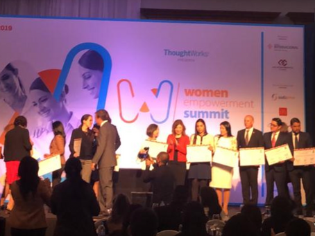 CHUBB firma compromiso en favor del empoderamiento de las mujeres