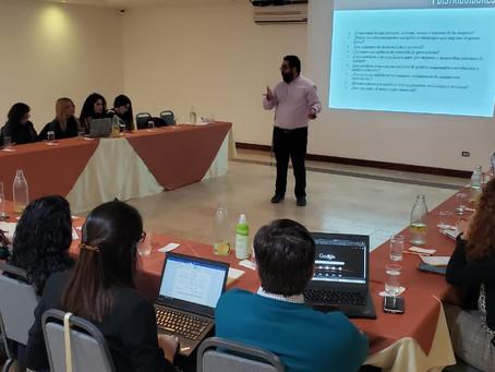 Comunicadores de la UTPL recibieron capacitación sobre Responsabilidad Social y Comunicación