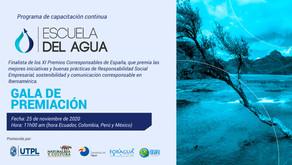 UTPL: Escuela del Agua es finalista de premio internacional de responsabilidad social