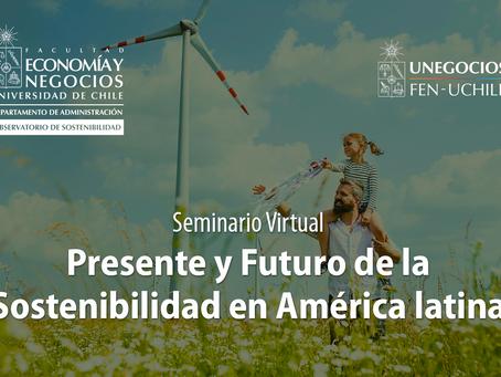 CERES participó en panel organizado por la Universidad de Chile