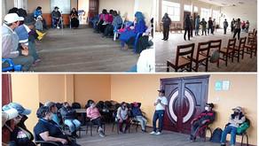 Fundación Humana Ecuador realizó formación y sensibilización en género en Tungurahua