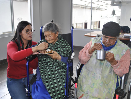 En 2019 MODERNA ALIMENTOS apoyó a fundaciones en varias zonas del país