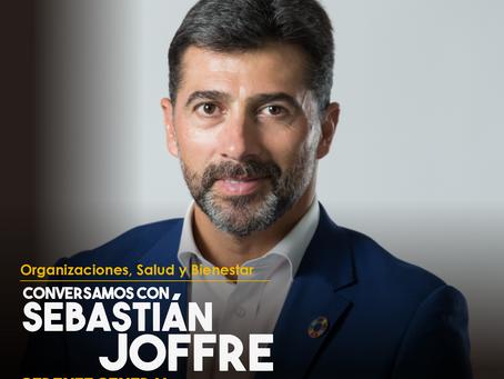 Conversamos con Sebastián Joffre, Gerente General de Laboratorios Bagó