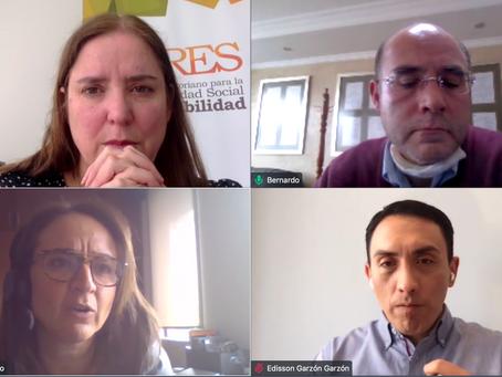 CEOs hablaron de los retos para enfrentar el COVID19 en dos interesantes paneles
