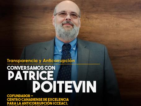 Conversamos con Patrice Poitevin, Cofundador CCEAC