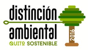 """3 Miembros de CERES recibieron la Distinción """"Quito Sostenible"""""""